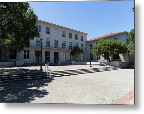 University Of California At Berkeley Dwinelle Hall Dsc6274 Metal Print