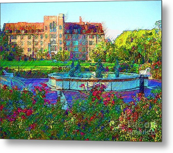 University Of Florida Metal Print
