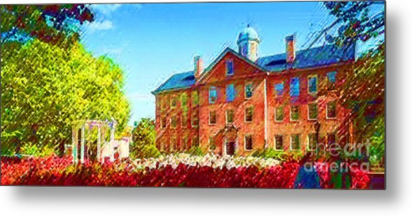 University Of North Carolina  Metal Print