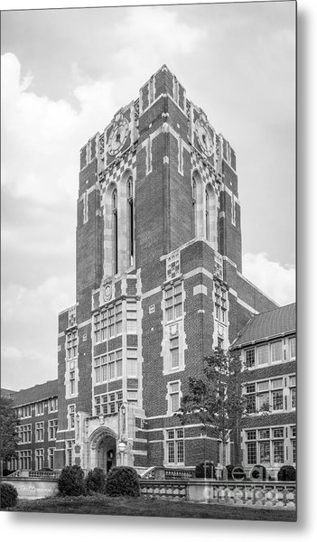 University Of Tennessee Ayres Hall Metal Print