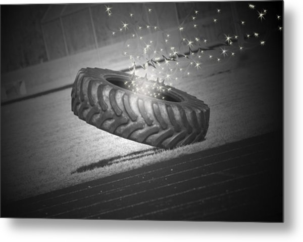 Unknown Portals Metal Print