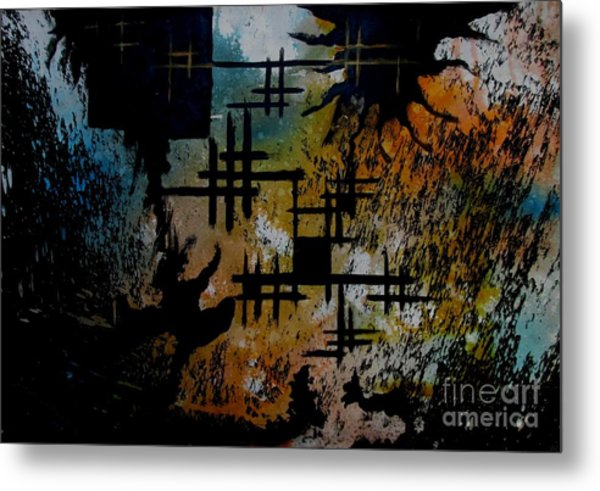 Untitled-61 Metal Print