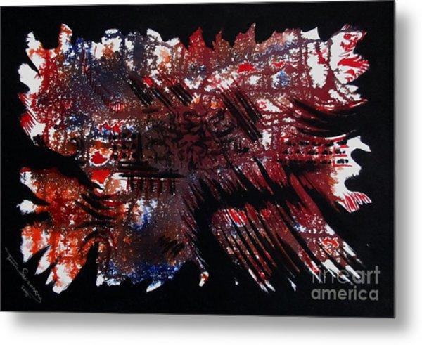 Untitled-66 Metal Print
