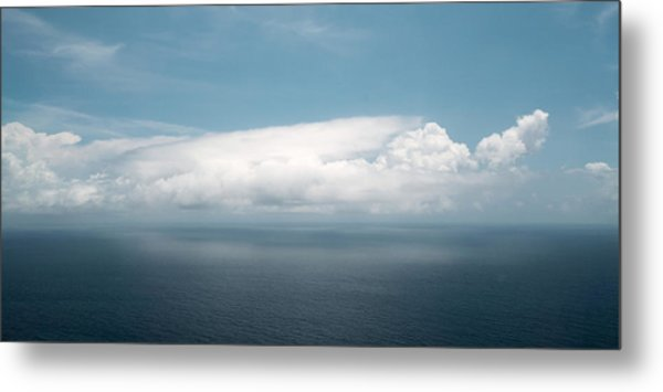 Untitled Cloud Metal Print