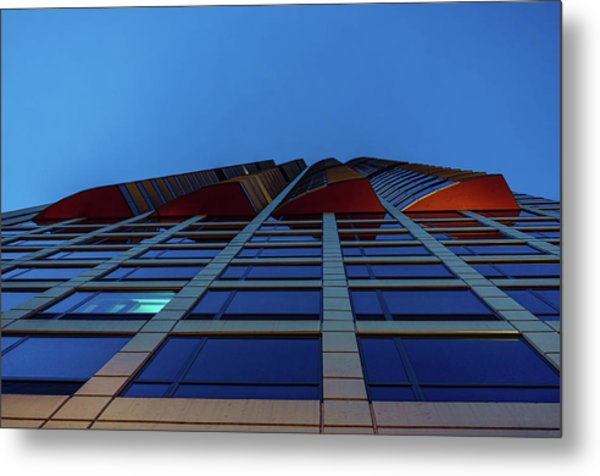 Up Angles Metal Print