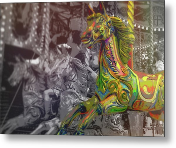 Up Down And Around London Metal Print by JAMART Photography