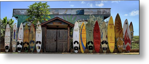 Upcountry Boards Metal Print