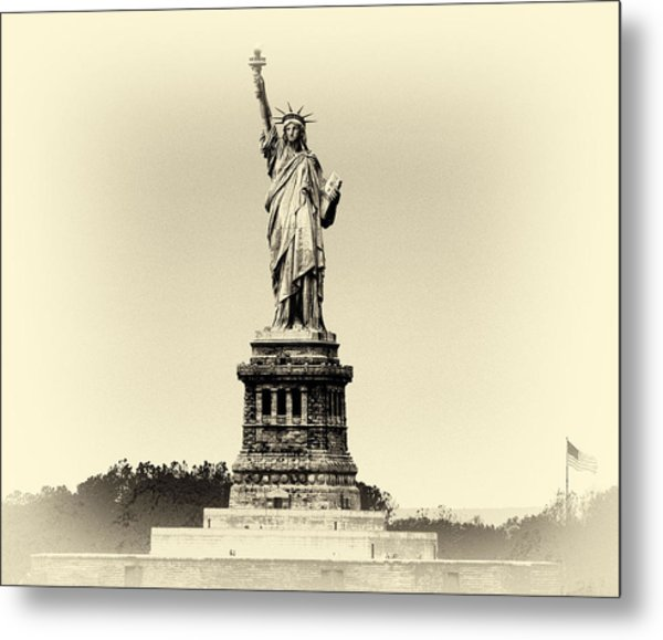 Upon Arrival Metal Print by William Feig