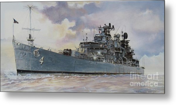 Uss Little Rock Metal Print