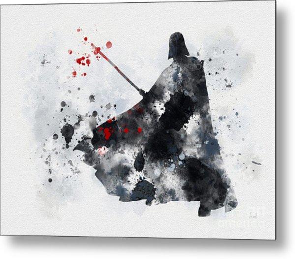 Vader Metal Print