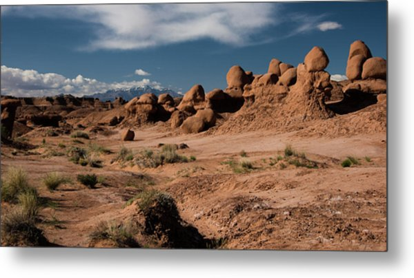 Valley Of The Goblins Metal Print