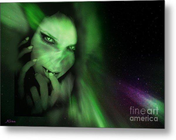 Vampire Nights Metal Print