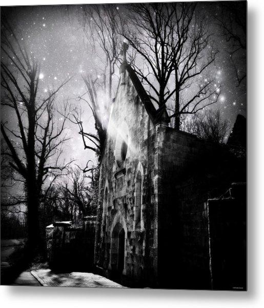 Vampiric Tendencies Metal Print