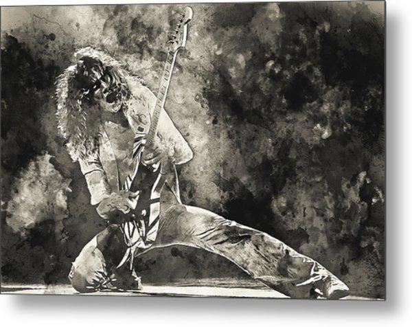 Van Halen - 09 Metal Print