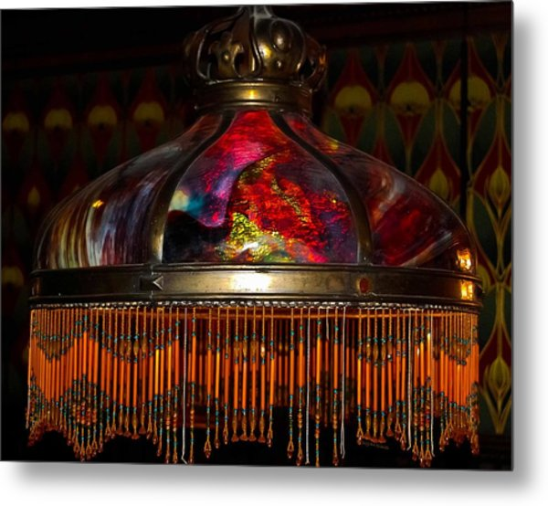 Variegated Antiquity Metal Print