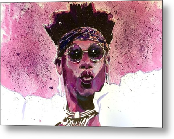 Velveteen Dream Metal Print