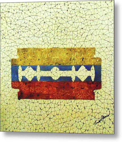 Venezuela Metal Print by Emil Bodourov