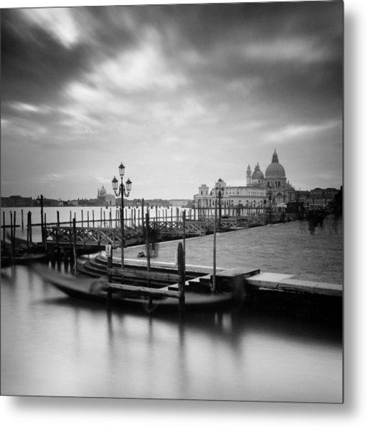 Venice Metal Print by Nina Papiorek