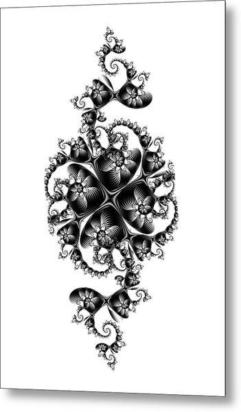 Victorian Air Conditioner Metal Print by David April