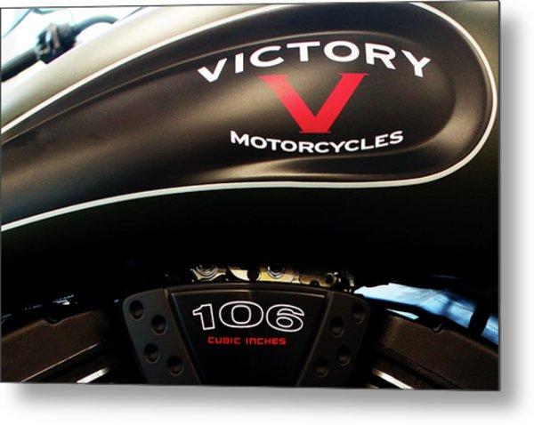 Victory 106 111116 Metal Print