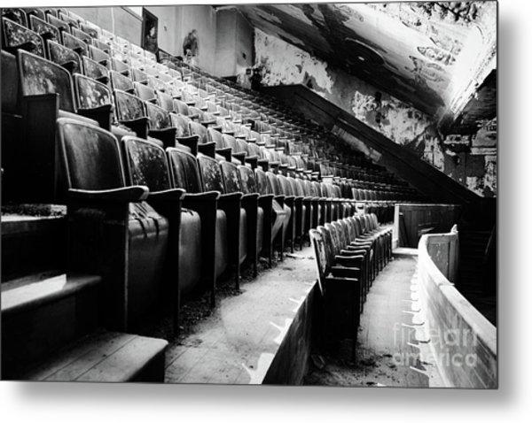 Victory Theatre, 1920-1979 Metal Print by JMerrickMedia