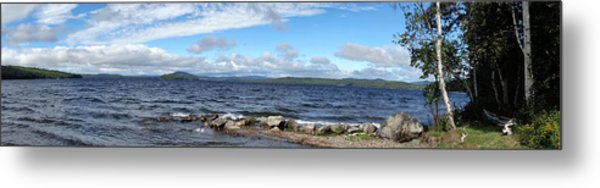 View From My Beach Metal Print