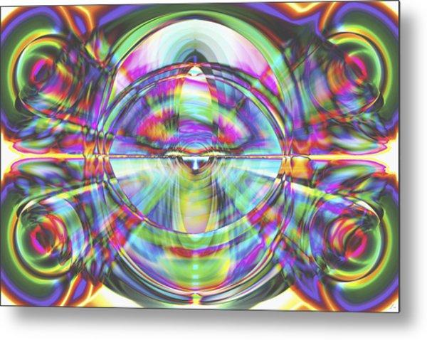Vision 18 Metal Print