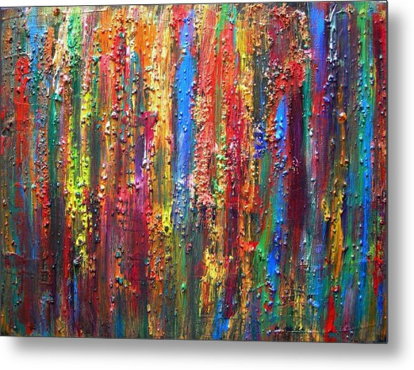 Visions Metal Print by Kerry Smith