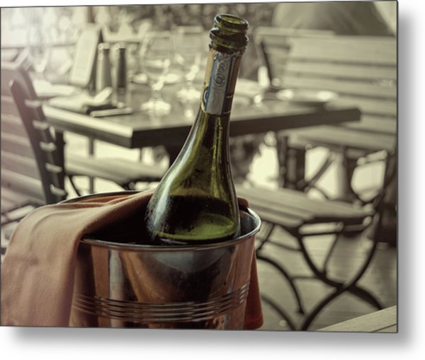 Viva Lamour Chill To Taste Metal Print by JAMART Photography