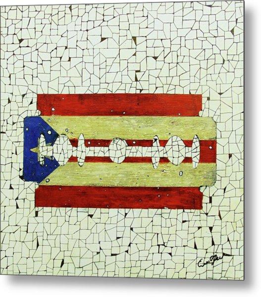 Viva Porto Rico Metal Print by Emil Bodourov