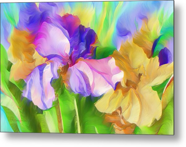 Voices Of Spring Metal Print