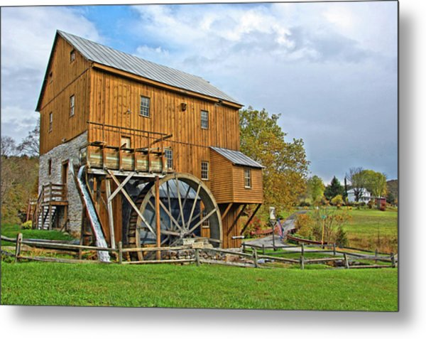 Wades Mill Metal Print