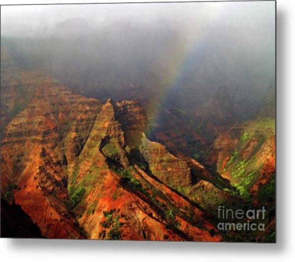 Waimea Canyon I Metal Print