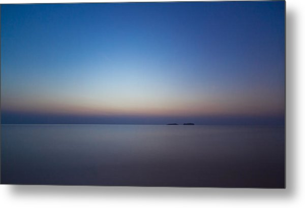 Waiting For A New Day Metal Print