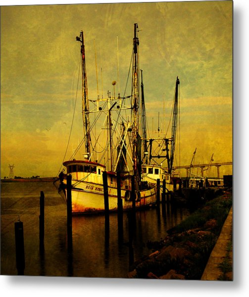 Waiting For Tomorrow Metal Print