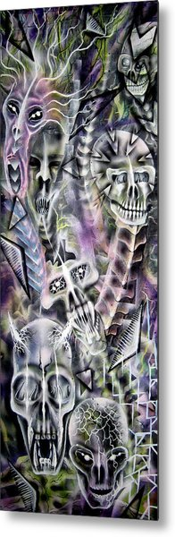 Wake Up Metal Print by Leigh Odom
