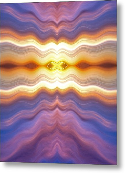 Waking To A New Dawn Metal Print