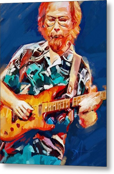 Uncle Walter Metal Print by Scott Waters