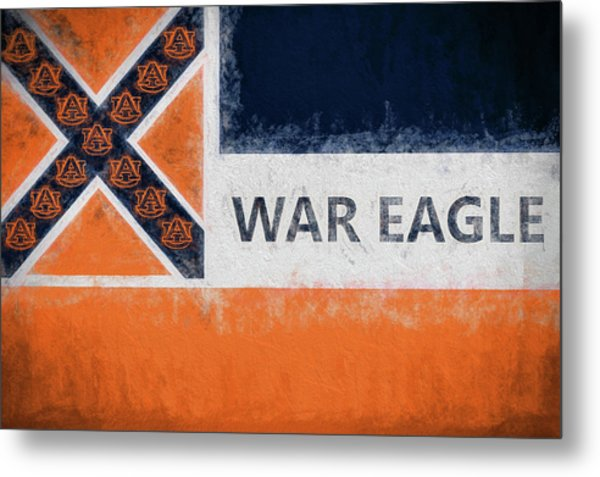 War Eagle Mississippi Metal Print by JC Findley