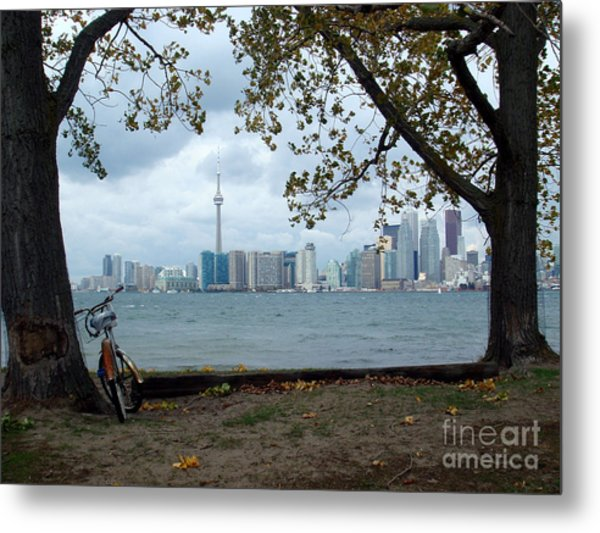 Wards Island Metal Print