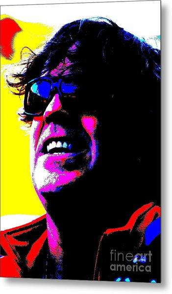Warhol Robbie Metal Print