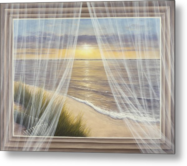 Warm Breeze Metal Print