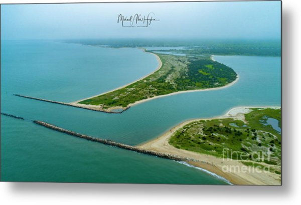 Washburns Island Metal Print