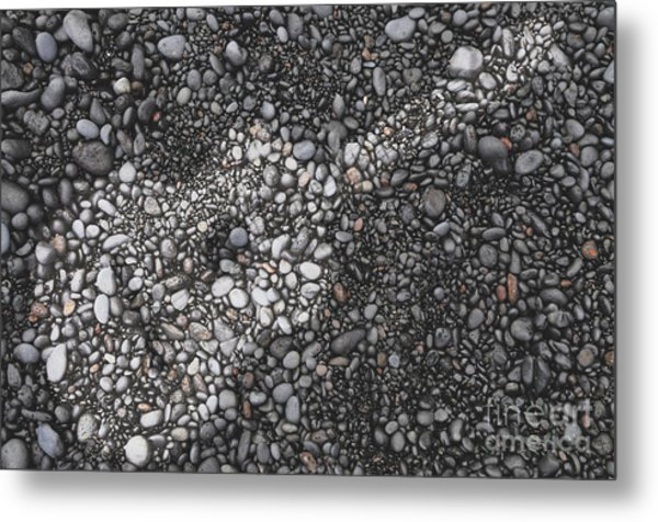 Washed Up Guitar Metal Print by Andy Smy