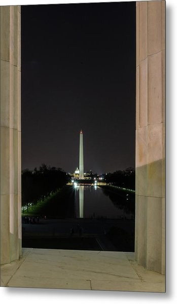 Washington Monument 2 Metal Print