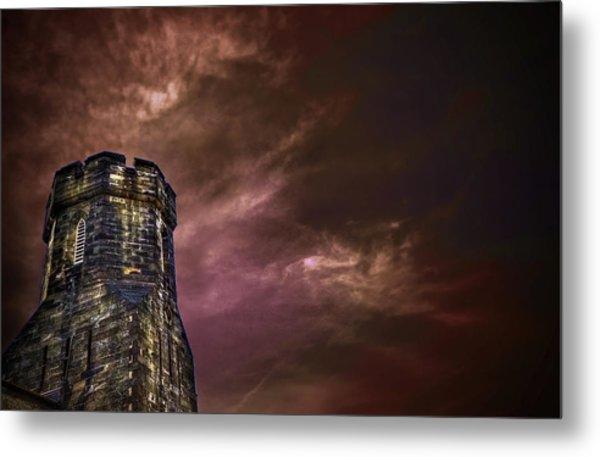 Watchtower Metal Print