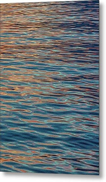 Water Abstract 2 Metal Print