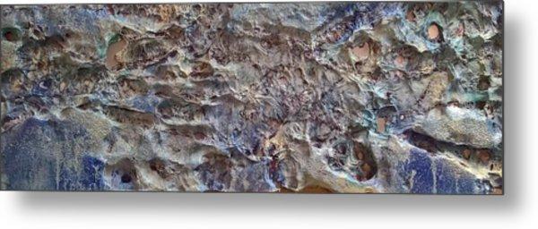 Water Abstract #3117 Metal Print