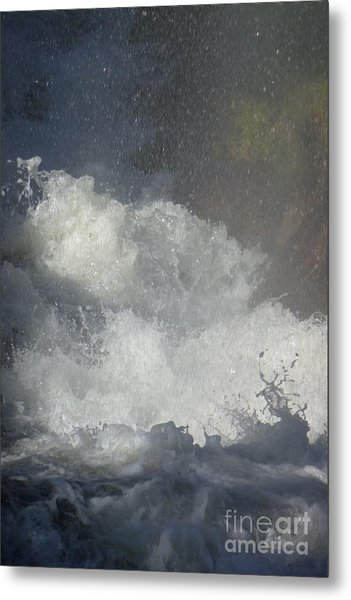 Water Fury 2 Metal Print