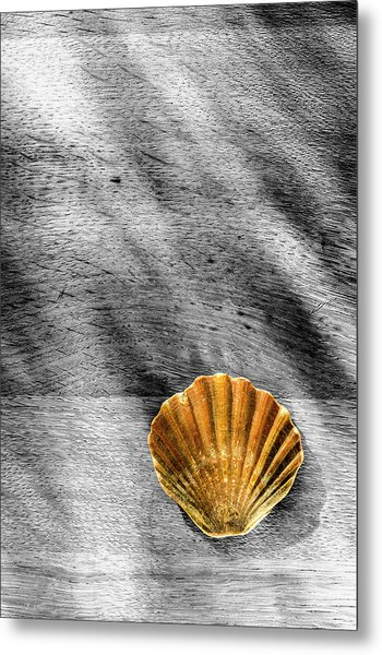 Waterside Memory Metal Print